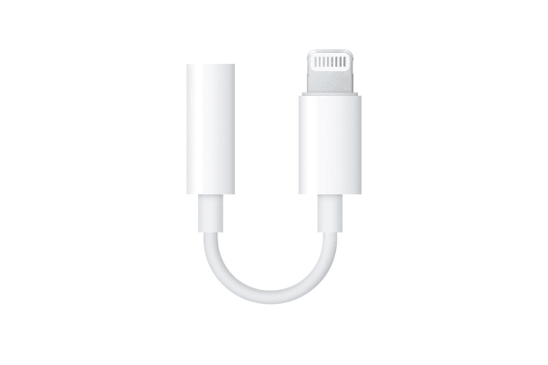 Apple Lightning to 3.5mm Headphone Jack Adapter