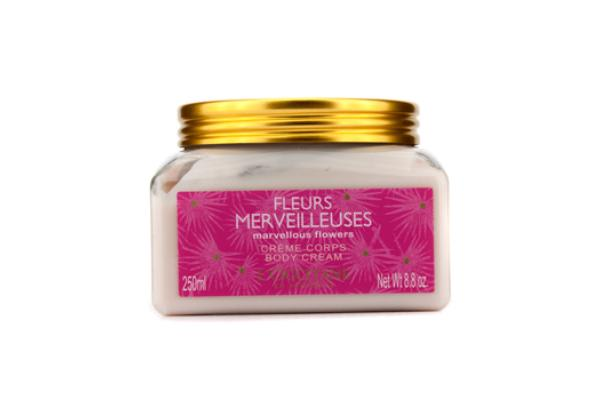 L'Occitane Marvellous Flowers Body Cream (250ml/8.8oz)