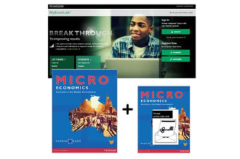 Value Pack Microeconomics - Australia in the Global Economy + MyEconLab with eText