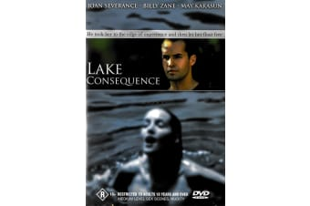 Lake Consequence - A Man And Two Women - Region 4 Rare- Aus Stock Preowned DVD: DISC LIKE NEW
