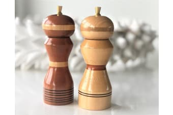 The Big Chop Pepper Mill Angular 12.5cm