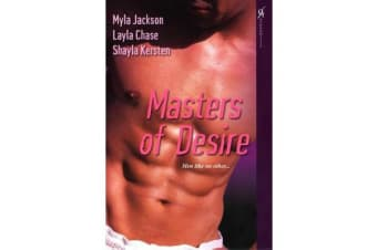 """Masters of Desire - Masters Of Desire WITH """"Pirate of Mystique Island"""" AND """"Ghostly Legacy"""" AND """"Keket's Curse"""""""