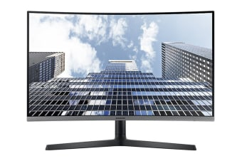 "Samsung 27"" 16:9 1920x1080 Full HD Curved LED Monitor (LC27H800FCEXXY)"