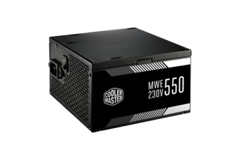 Cooler Master ER MWE 550W GOLD MODULAR, FULLY MODULAR CABLE DESIGN, 80 PLUS