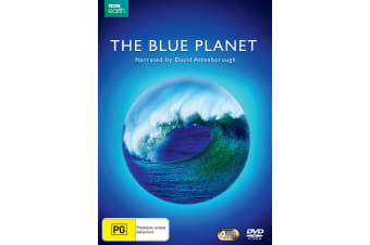 The Blue Planet Box Set DVD Region 4