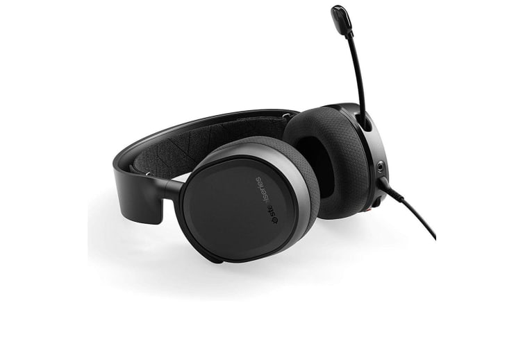 SteelSeries Arctis 3 Console Gaming Headset Black 2019 Refresh Edition