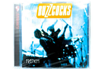 Buzzcocks - French BRAND NEW SEALED MUSIC ALBUM CD - AU STOCK