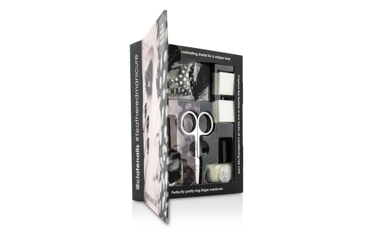 Ciate Feathered Manicure Set - What A Hoot
