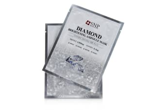 SNP Diamond Brightening Ampoule Mask 11x25ml/0.84oz