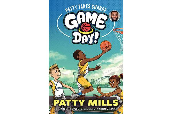 Patty Takes Charge - Game Day! 3