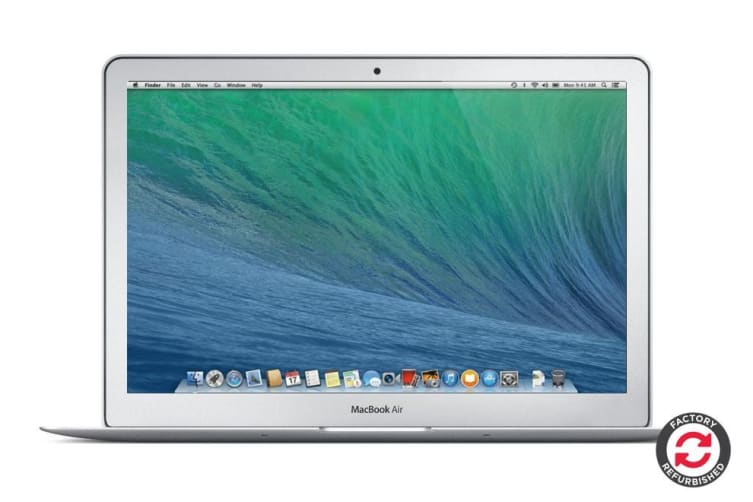"Apple 13"" MacBook Air MD760LL/B Refurbished (1.4GHz i5,128GB) - A Grade"