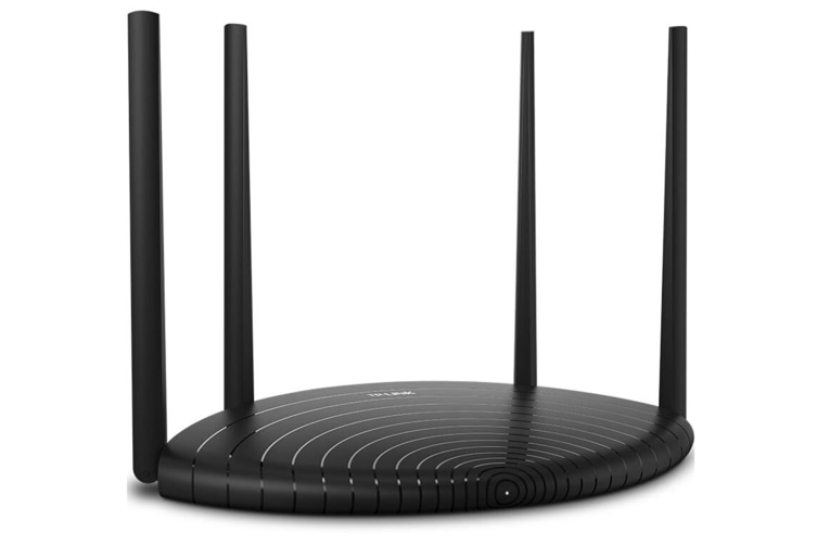1200M Dual-Band Intelligent Wireless Router Four-Antenna Intelligent Wifi
