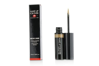 Make Up For Ever Brow Liner Intense Brow Definer - # 10 (Light Blond) 2.8ml/0.09oz