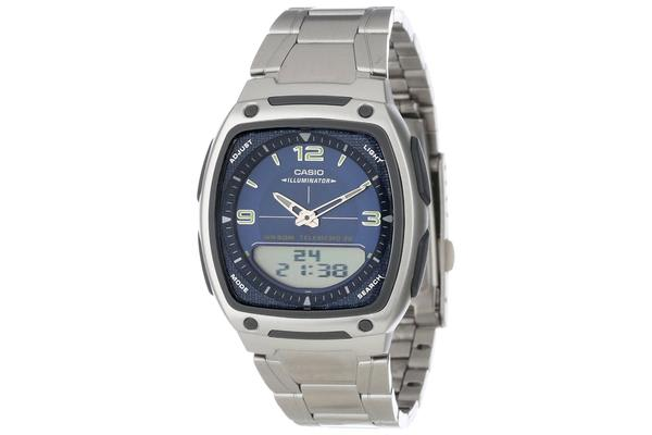 Casio Men's Ana-digi (AW-81D-2AV)