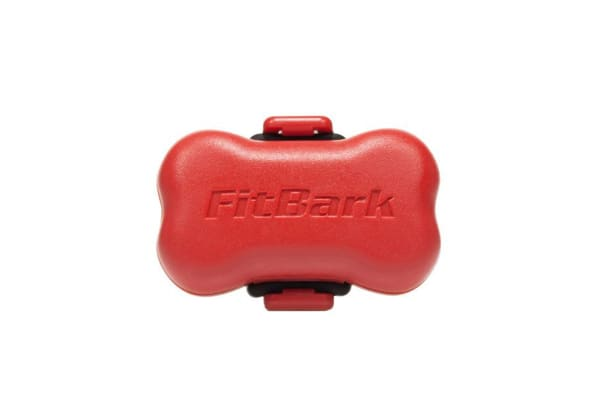 FitBark Dog Activity Monitor - Passionate Lover Red