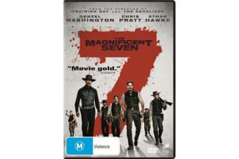 The Magnificent Seven DVD Region 4