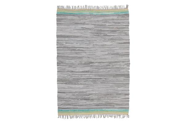 Boho Whimsical Rug Grey 220x150cm