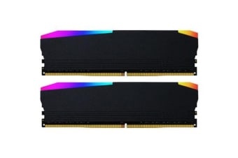Antec 16GB  (2 x 8GB) DDR4 2666Mhz CL16 1.2v Black Desktop Memory