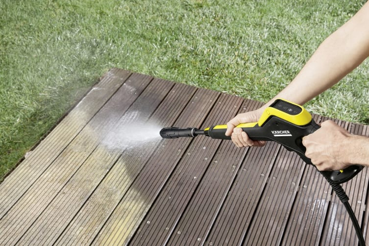 Karcher K5 Premium Full Control Home Pressure Washer with Hose Reel and Home Kit (1-324-615-0)