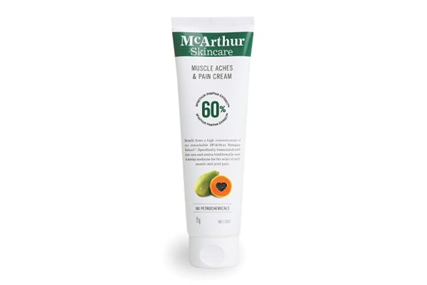 McArthur Skincare Muscle Aches and Pain Cream 75g
