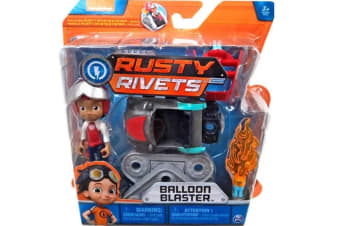 Rusty Rivets Rusty Build Pack Balloon Buster