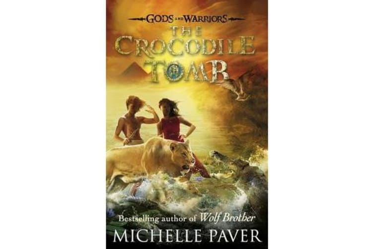 The Crocodile Tomb (Gods and Warriors Book 4)
