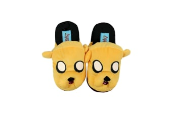 Adventure Time Childrens/Kids Jake Slippers (Yellow)