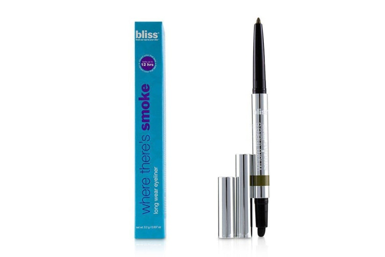 Bliss Where There's Smoke Long Wear Eyeliner - # Oliver Me 0.2g