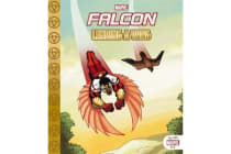 My Little Marvel Book Falcon - Lending a Wing