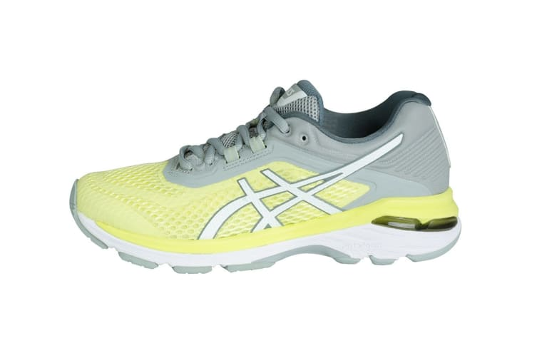 save off 49367 f2981 ASICS Women's GT-2000 6 Running Shoe (Limelight/White/Mid Grey, Size 11)