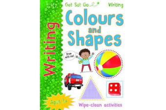 Get Set Go Writing - Colours and Shapes