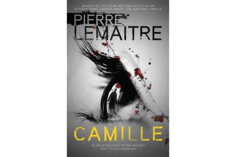 Camille - The Final Paris Crime Files Thriller