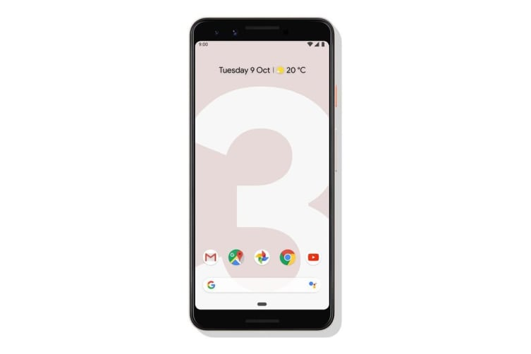[White Box - As New] Google Pixel 3 (64GB/4GB, SD 845) - Not Pink