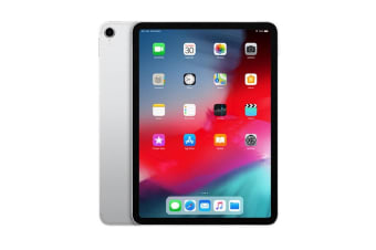 Apple 11-inch iPad Pro 2018 Wi-Fi 512GB - Silver