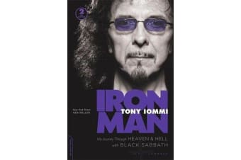 Iron Man - My Journey through Heaven and Hell with Black Sabbath