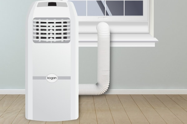 Kogan SmarterHome™ 5.2kW Portable Smart Air Conditioner (18,000 BTU, Reverse Cycle)