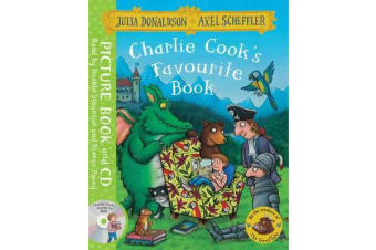 Charlie Cook's Favourite Book - Book and CD Pack