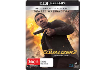 The Equalizer 2 4K Ultra HD Blu-ray UHD Region B