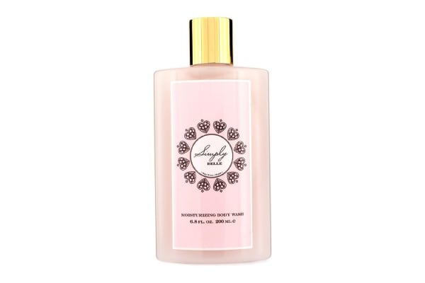 Exceptional Parfums Simply Belle Moisturizing Body Wash (200ml/6.8oz)