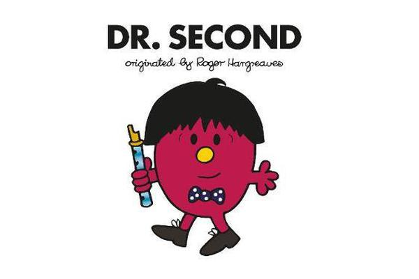 Doctor Who - Dr. Second (Roger Hargreaves)