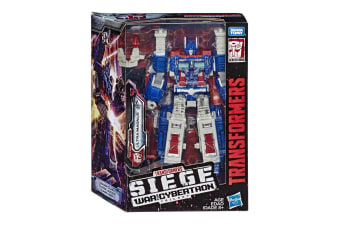 Transformers Generation War for Cybertron Trilogy Ultra Magnus