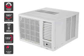 Kogan Window/Wall Air Conditioner (2.6kW, Reverse Cycle)