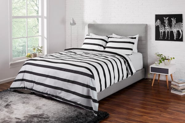 Ovela Venezia Quilt Cover Set (King)