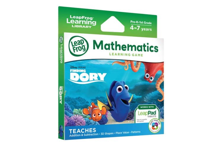 LeapFrog LeapPad Learning Library: Finding Dory