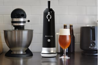 Fizzics Waytap Beer Dispenser - Black