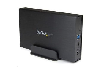 STARTECH S351BU313 USB 3.1 (10Gbps) Enclosure for 3.5 SATA