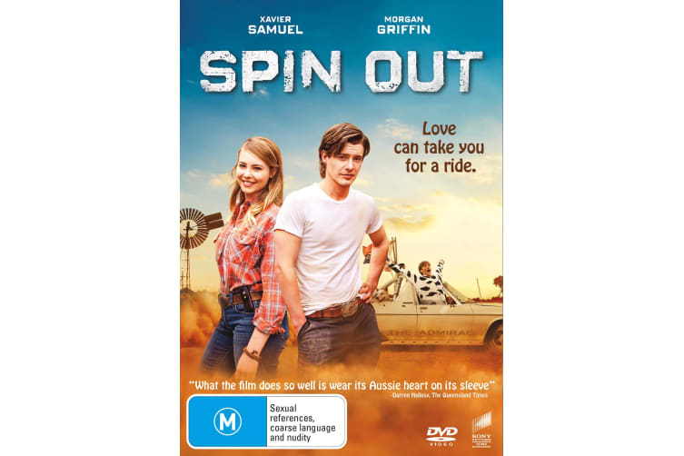 Spin Out DVD Region 4