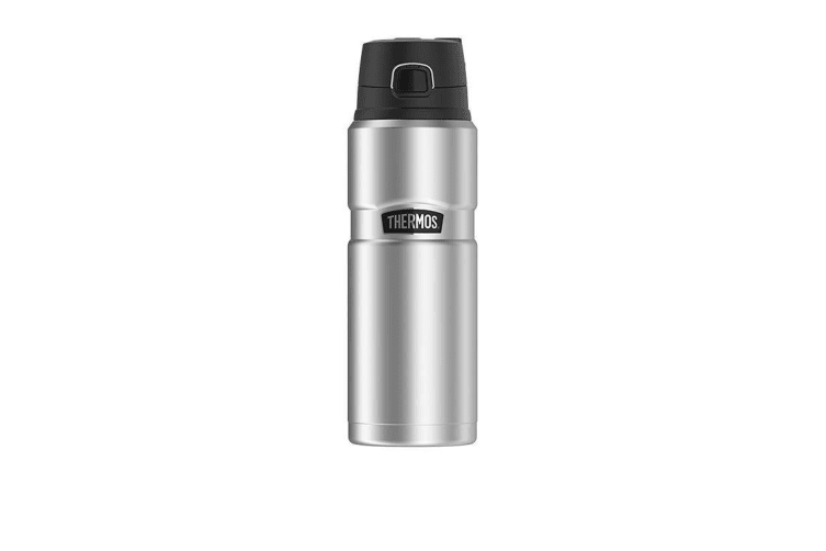 Thermos Stainless King Insulated Drink Bottle 710ml Stainless Steel