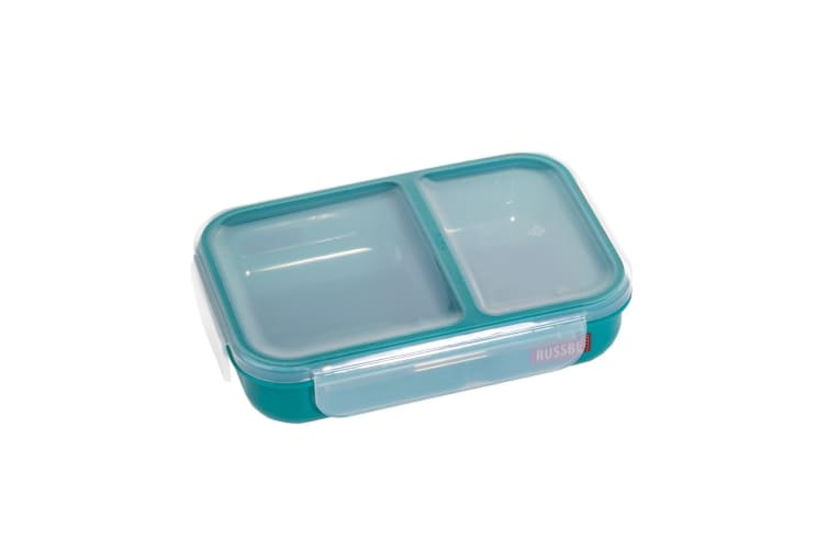 Russbe Bento Lunch Boxes-teal 680ml