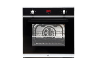 Arc 60cm In-Built Electric Oven - Silver (AR8S)